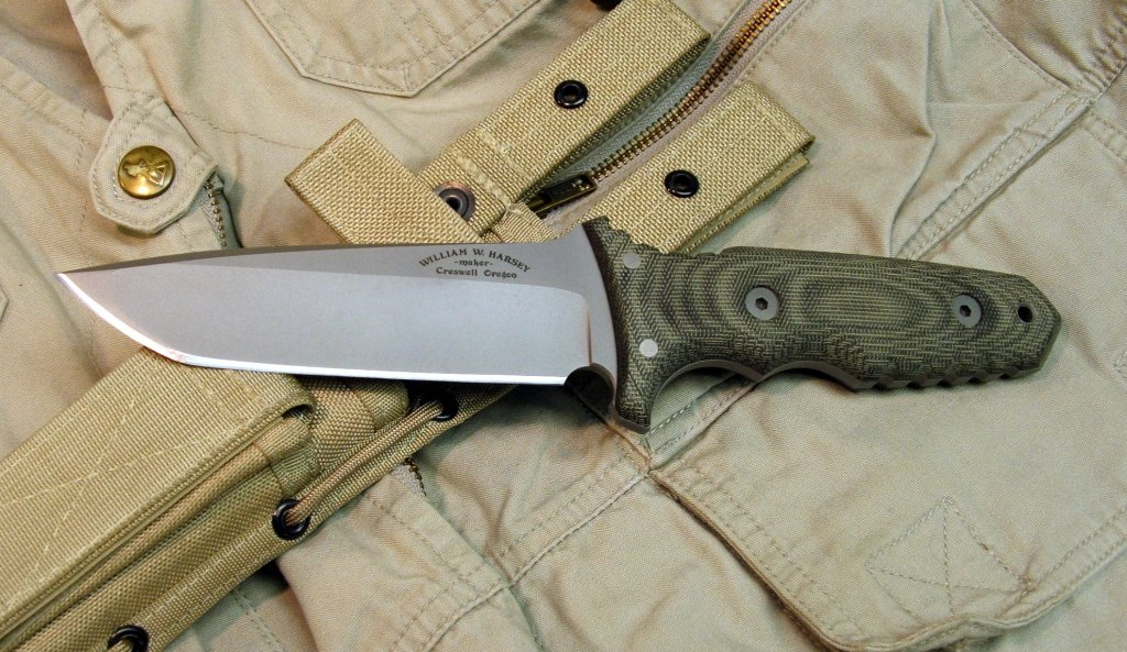 Bill Harsey Custom Tanto